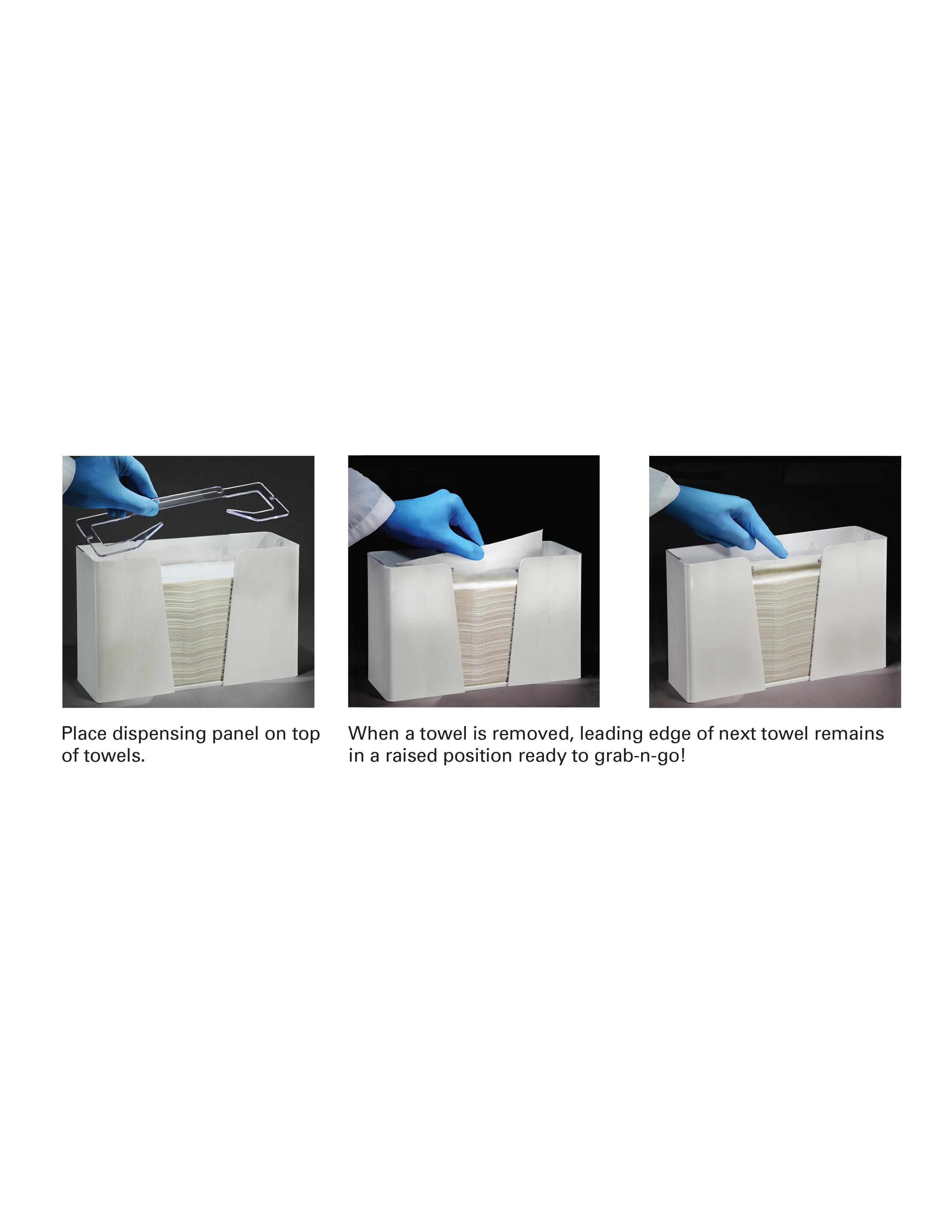 ReadyTowel Paper Towel Dispensers
