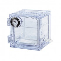 Lab Companion Clear Cabinet Vacuum Desiccators