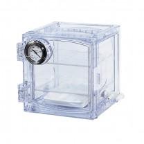 Lab Companion Clear Cabinet Vacuum Desiccators
