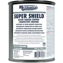 Super Shield 843AR Silver Coated Copper Conductive Coating