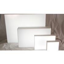 Economical White ABS Plastic LED Light Boxes