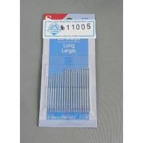 11005 - Nickel-Plated Steel Needles
