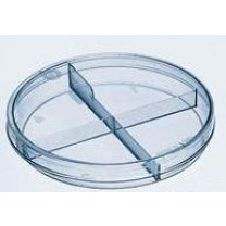 Quadrant Petri Dishes