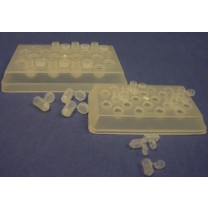 UV Compatible Capsule Holders