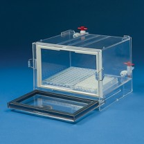 32155 - Dry-Keeper Desiccator Cabinet with Gas Ports