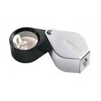 Metal Precision Folding Magnifiers - 23 mm Lense - Aplanatic