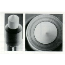 63070 - Single Crystal Lanthanum Hexaboride Cathode