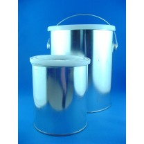Quart and Gallon Pails also available in 50lb pail