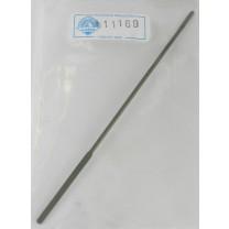 Teflon® Coated Stainless Steel Micro Spatula