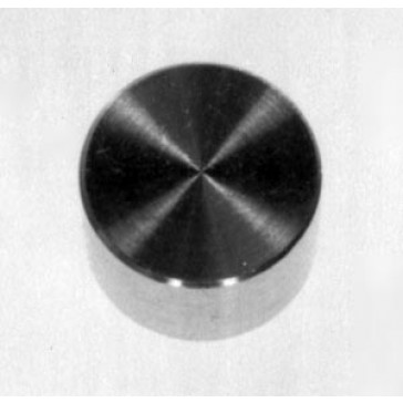 Hitachi HHS-2R - 14 mm x 10 mm, Aluminum Specimen Mount