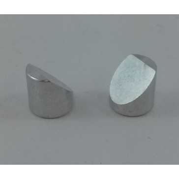 ISI, JEOL - Angled, Aluminum Specimen Mount