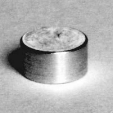 JEOL - No Groove, Aluminum Specimen Mount