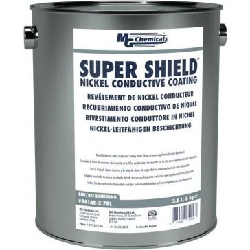 Super Shield 841AR Nickel Conductive Coating - 850ml Liquid