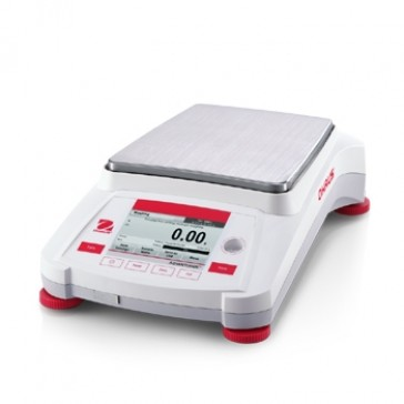 Ohaus Adventurer Precision Balance - No Draftshield - Left