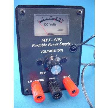 Variable Voltage D C  Power Supply