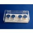60400 - SEM Box for 4 Specimens