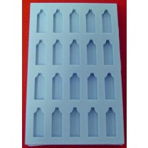 Special Mold - Twenty Tapered-end Blocks