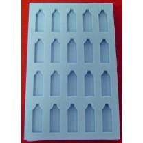 Special Mold - Twenty Tapered-end Blocks