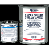 Super Shield 843ER Silver-Coated Copper Epoxy Coating