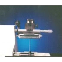 L66001 - Single Axis Goniometer for Low Speed Diamond Wheel Saw II