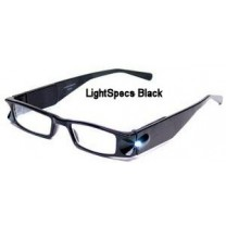 35d9d158fb8 LightSpecs - Black Frame