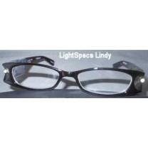 LightSpecs Lindy Tortoise Frame