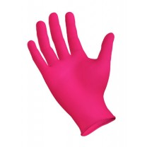 StarMed ROSE Nitrile Gloves with Aloe