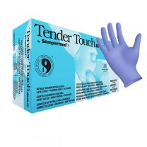 Tender Touch Nitrile Gloves